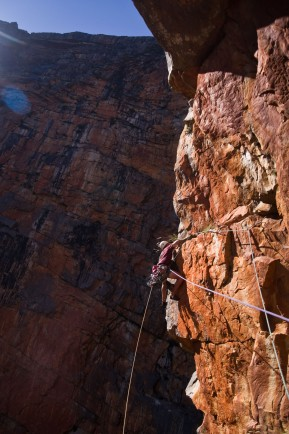 Slanghoek, crag, rock, climbing, A Private Universe, South Africa, trad climbing, Garrreth Bird, Western Cape, Mountains, big wall